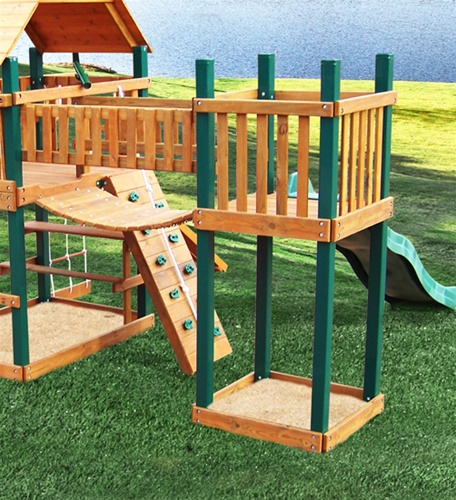 gorilla playsets clatter bridge tower clatter bridge for